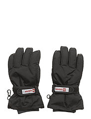 AIDEN 705 - GLOVES W/MEM. - BLACK