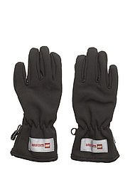 AIDEN 706 - SOFTSHELL GLOVES - BLACK