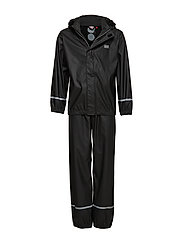 JAKOB 204 - RAIN SET - BLACK