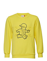 SIAM 328 - SWEATSHIRT - YELLOW