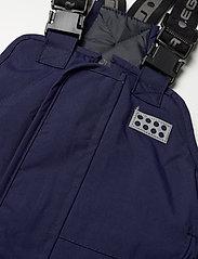 Lego wear - LWPLATON 702 - SKI PANTS - winter trousers - dark navy - 2