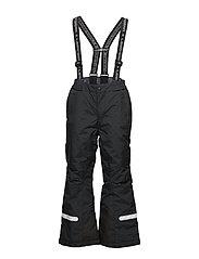 LWPLATON 708 - SKI PANTS - BLACK