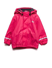 LWJULIAN 715 - RAIN JACKET - RED