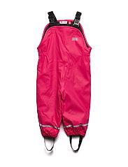 LWPAN 715 - RAIN PANTS - RED