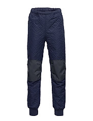 LWPOUL 200 -  PANT (THERMO) - DARK NAVY