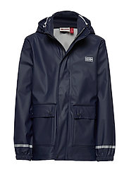 LWJOSHUA 212 - RAIN JACKET - DARK NAVY