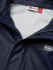 Lego wear - LWJOSHUA 212 - RAIN JACKET - jakker - dark navy - 5