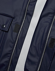 Lego wear - LWJOSHUA 212 - RAIN JACKET - jakker - dark navy - 7