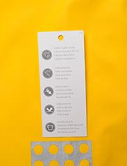 Lego wear - LWJOSHUA 212 - RAIN JACKET - vestes - dark yellow - 4