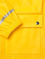 Lego wear - LWJOSHUA 212 - RAIN JACKET - vestes - dark yellow - 6