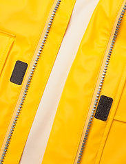 Lego wear - LWJOSHUA 212 - RAIN JACKET - vestes - dark yellow - 7