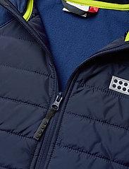 Lego wear - LWSAM 212 - FLEECE JACKET - fleecetøj - blue - 3
