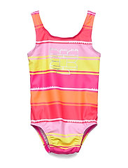 LWANGELA 350 - SWIMSUIT - DARK PINK