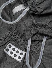 Lego wear - LWJUNIN 706 - SNOWSUIT - snowsuit - grey melange - 7