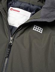 Lego wear - LWJIPE 707 - SNOWSUIT - snowsuit - dark khaki - 3