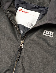 Lego wear - LWJIPE 707 - SNOWSUIT - snowsuit - grey melange - 2