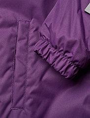 Lego wear - LWJIPE 703 - SNOWSUIT - snowsuit - dark purple - 4