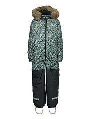 LWJODIE 713 - SNOWSUIT - DARK GREY