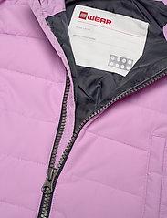 Lego wear - LWJUNIN 708 - SNOWSUIT - snowsuit - rose - 4