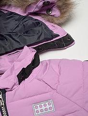 Lego wear - LWJUNIN 708 - SNOWSUIT - snowsuit - rose - 7