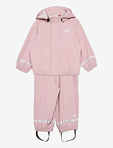 LWJIVAN 200 - PU RAIN SET - ensembles - rose