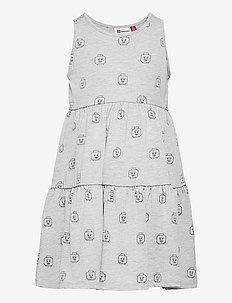 LWDAGNY 300 - DRESS - robes - grey melange