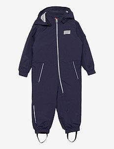 LWJIVAN 202 - SUIT - shell clothing - dark navy