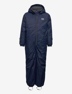 LWJORI 721 - SNOWSUIT - snowsuit - dark navy