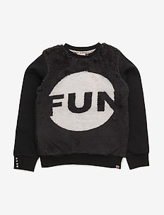 TAMARA 803  - SWEATSHIRT - sweatshirts - black