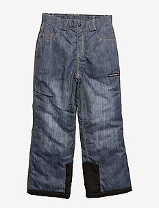 PILOU 775 - SKI PANTS - spodnie zimowe - denim