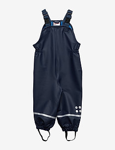 POWER 101 - RAIN PANTS - bukser - dark navy