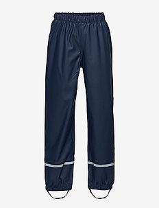 PUCK 101 - RAIN PANTS - bukser - dark navy