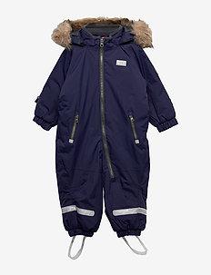 LWJULIAN 701 - SNOWSUIT - DARK NAVY