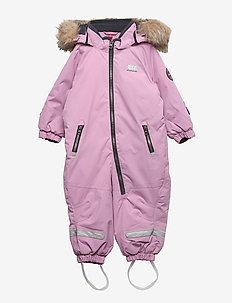 LWJULIAN 701 - SNOWSUIT - snowsuit - rose
