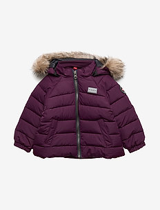 LWJESSICA 700 - JACKET - puffer & padded - bordeaux