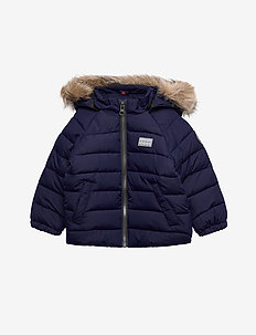 LWJULIAN 703 - JACKET - puffer & padded - dark navy