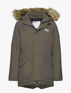 LWJOSEFINE 708 - JACKET - parkas - dark green