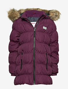 LWJOSEFINE 703 - JACKET - puffer & padded - bordeaux