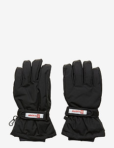 LWALFRED 705 - GLOVES W/MEM. - BLACK