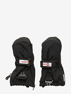 LWAUSTIN 703 - MITTENS W/MEM. - gloves - black