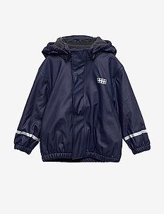 LWJULIAN 715 - RAIN JACKET - jackets - dark navy