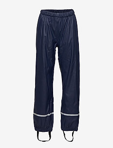 LWPLATON 729 - RAIN PANTS - DARK NAVY
