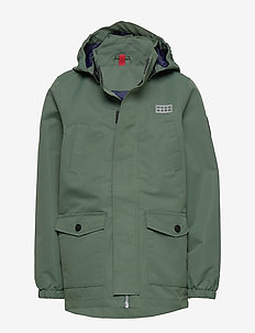 LWJOSHUA 207 - JACKET - parkas - dark green