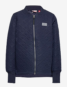LWSOLAR 200 - JACKET (THERMO) - termojakke - dark navy