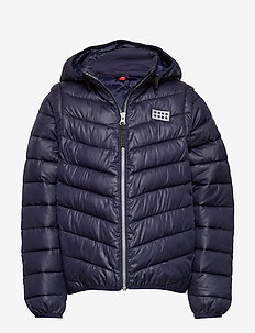 LWJOSHUA 206 - JACKET - DARK NAVY