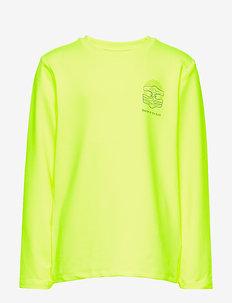 LWTOBIAS 108 - T SHIRT L/S - lange mouwen - yellow