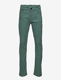 LWPATRIK 103 - PANT - pantalons - dark green