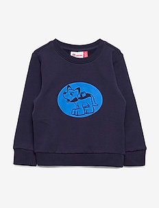 LWSOLAR 100 - SWEATSHIRT - sweatshirts - dark navy