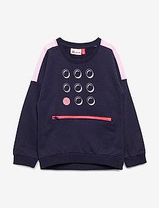 LWSUN 100 - SWEATSHIRT - sweatshirts - dark navy
