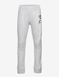 CM-51331 - SWEAT PANTS - sweatpants - grey melange